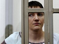 Nadiya Savchenko, photo: ČTK