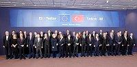 Treffen der EU mit der Türkei (Foto: ČTK)