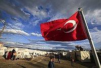 Flüchtlinge in der Türkei (Foto: ČTK)