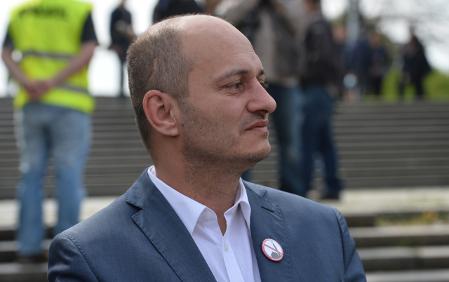 Martin Konvička, photo: CTK