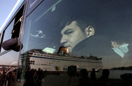 Беженцы из ближневосточных стран, Фото: ЧТК