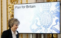 Theresa May, photo: CTK