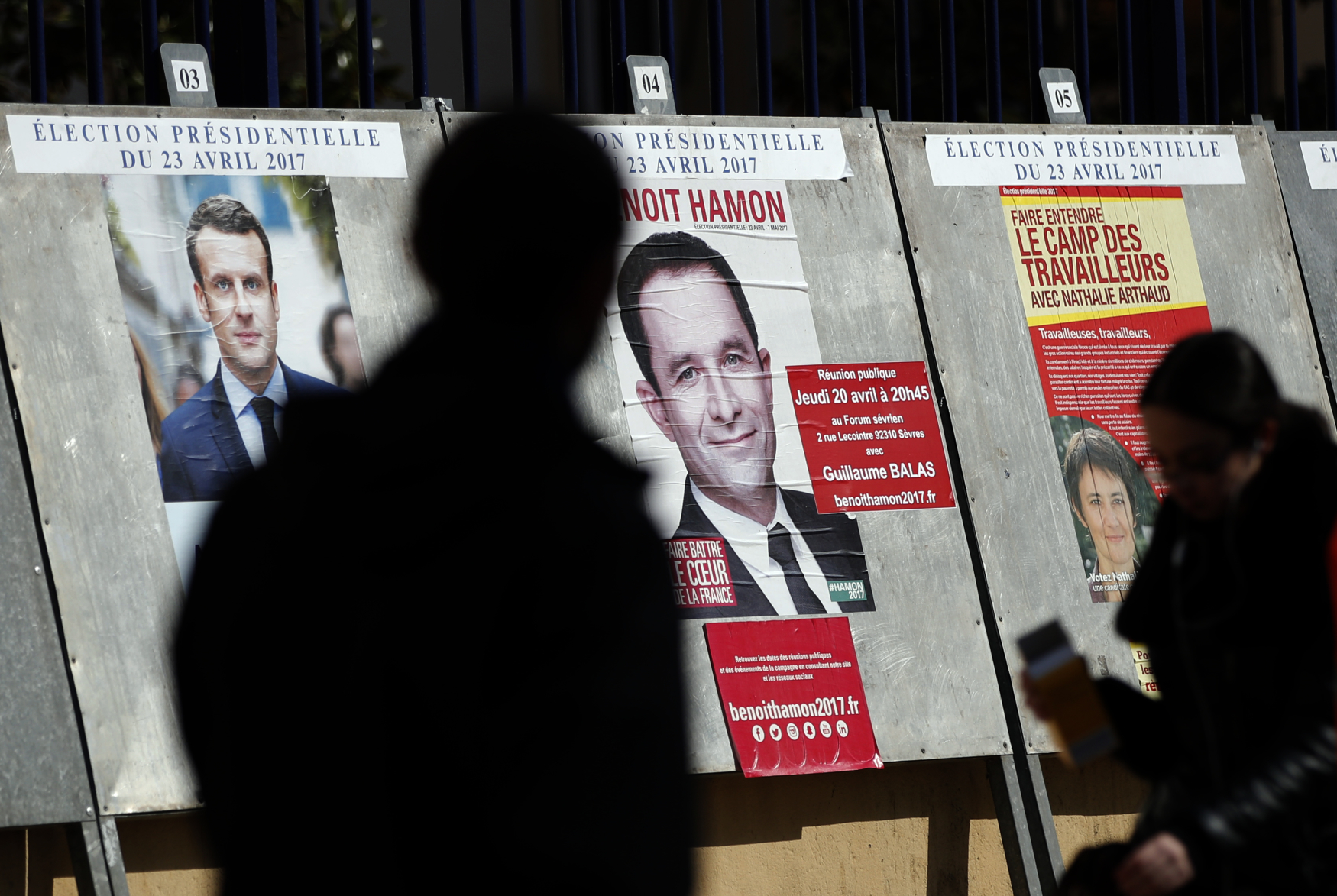 L'élection présidentielle en France, photo: ČTK