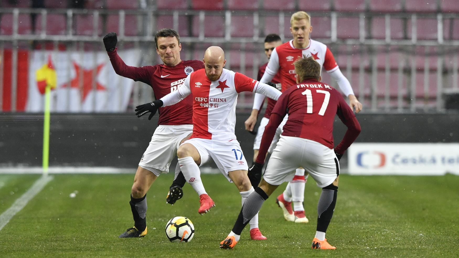 Fotbal Slavia Pinterest: Sparta-Slavia, Le Premier « Vidéo Derby » De L'histoire