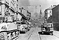 Befreiung der südmährischen Metropole Brno durch die Rote Armee am 26. April 1945 (Foto: CTK)