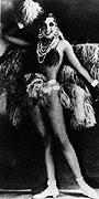 An undated photo of Josephine Baker, photo: CTK