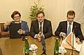 Marie Benešová a Pavel Němec, foto: ČTK