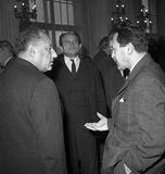 Vasil Bilak and Frantisek Kriegel in 1968, photo: CTK