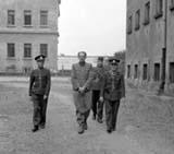 Karl Hermann Frank wurde verhaftet (Foto: CTK)