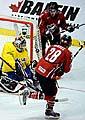 U20-WM, Kanada-Schweden (Foto: ČTK)