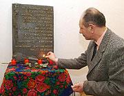 Gedenkfeier im Museum (Foto: CTK)