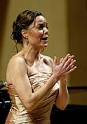 Мартина Янкова в Государственной опере (Фото: ЧТК)
