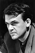 Milan Kundera au 4e Congrès des écrivains en 1967, photo: CTK