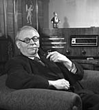 Josef Lada, photo: CTK