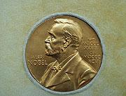 Alfred Nobel - Nobel-Preis, Foto: CTK