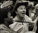Pete Seeger in 1968, photo: CTK