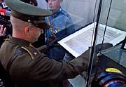 Originál Pittsburské dohody byl letos vystaven vSenátu, foto: ČTK