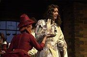 Boris Rösner als Cyrano de Bergerac (Foto: ČTK)