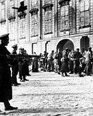 Les prisonnier allemands, photo: CTK