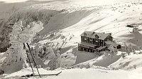 Původní Labská bouda, zdroj: Wikimedia Commons / PD
