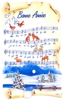 Radio Prague - Votre courrier de Noël