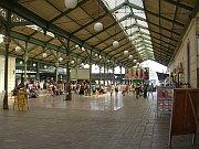 Masarykovo nádraží vPraze