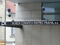 Prague Stock Exchange, photo: Marián Vojtek