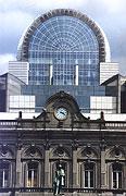 Evropský parlament v Bruselu (Foto: Evropská komise)