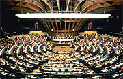 Das Europische Parlament (Foto: Europische Kommission)