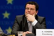 Alexandr Vondra, foto: EU2009.cz