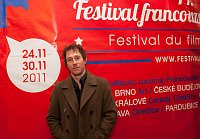 Bertrand Bonello, photo: Festival du film français
