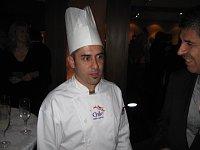 Chef Pablo Gálvez