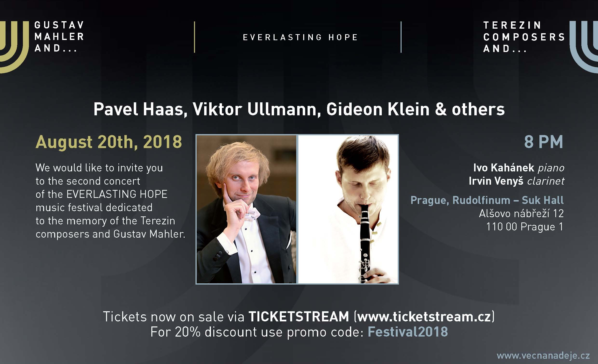 'Gustav Mahler und Theresienstädter Komponisten'
