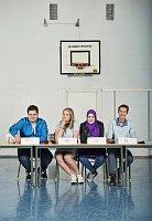 'Til Ungdommen' (Bravehearts), photo: Jeden Svět