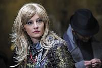 Iva Frühlingová in 'Cruel Infidelity', photo: Czech Television
