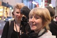 Julia Leser und Clarissa Seidel