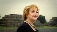Věra Čáslavská, photo: Věra 68/CT