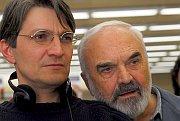 Jan (links) und Zdenek Sverak