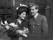 Ladislav Sitensky et sa femme Paulette