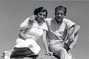 Ladislav Sitensky et Paulette