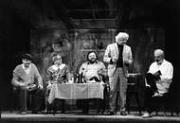 Theater Jara Cimrman - Titel Akt
