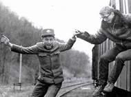 'Trenes rigurosamente vigilados'