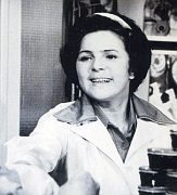 Jiřina Švorcová in 'A Woman Behind the Counter'