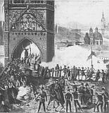 Prague en 1848