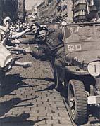 Kriegsende 1945 in Prag