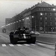 Warsaw Pact invasion, Prague, 1968
