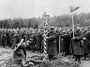La Segunda guerra Mundial en Dukla (Eslovaquia)