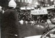 Velvet Revolution, the 17th November 1989