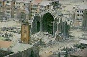 Le tremblement de terre en Arménie, 1988