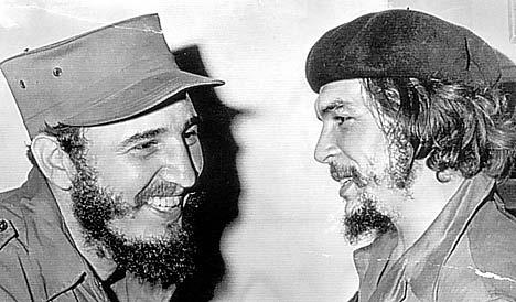 Che Guevara, la máquina de matar Castro_che